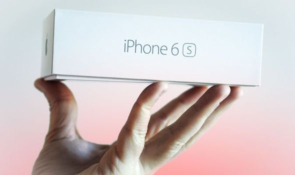 S Stand for in iPhone