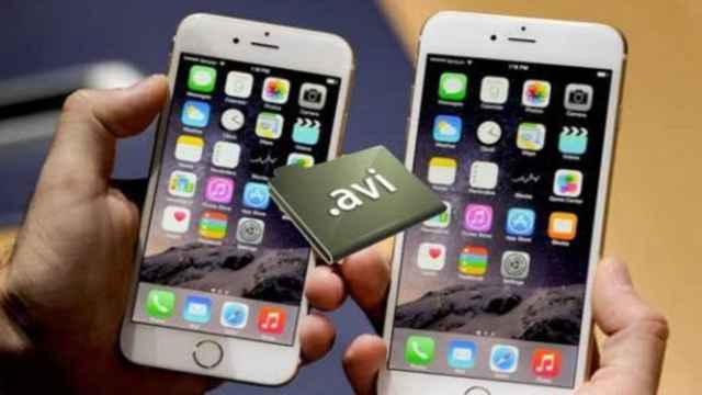 Play Avi on iPhone