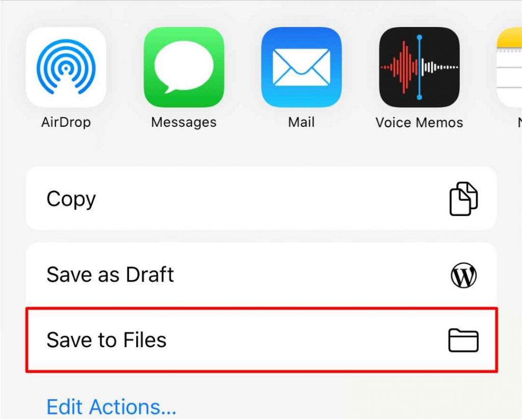 WhatsApp Save Mp3 to Files